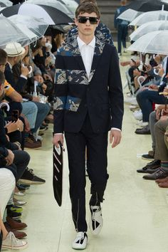 168c39bf4a3e Kenzo Spring 2015 Menswear Collection Slideshow on Style.com Kenzo