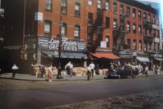 41st Street & 8th Avenue, 1953.