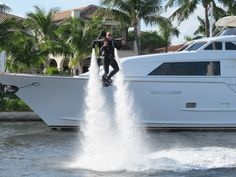 Finally- fly with your own jetpack!  Read all about it on Fort Lauderdale Online!