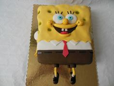 Tort spongebob