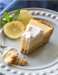 H πιο λαχταριστή και εύκολη Lemon pie!