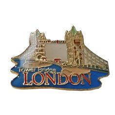 Tower Bridge of London, England UK Lapel Pin Souvenir
