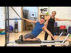 Reformer Rehab V2 Max Plus™ - PLANET PILATES - YouTube