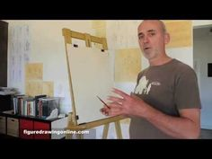 Figure Drawing Online Drawing Tutorials -Holding The Pencil