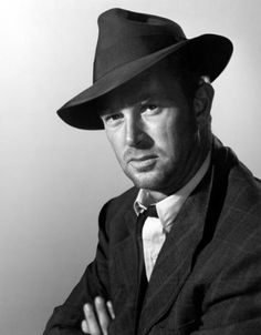 """1950 - Place 10 - Sterling Hayden in """"The Asphalt Jungle"""" Classic Film Noir, Classic Movie Stars, Classic Man, Classic Films, Golden Age Of Hollywood, Vintage Hollywood, Hollywood Stars, Classic Hollywood, Sterling Hayden"""