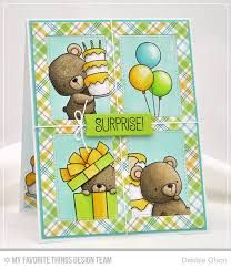 Image result for my favorite things beary special stamp