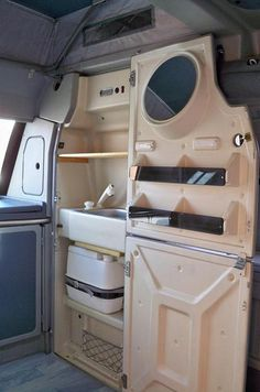 VW Bus Camper Interior | Recent Photos The Commons Getty Collection Galleries World Map App ...