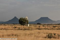 The unique geology and flat-topped mountains of the Karoo have their origin in ancient inland seas, giant mountains and fiery lava. Ho Model Trains, Geology, Monument Valley, South Africa, Landscapes, Layers, Country Roads, Flat, Mountains