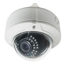 CD259X-IRICR-EF 720TVL EFFIO 30 IR LEDs 1-3 SONY CCD-Vandalproof Dome