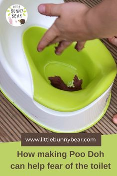 Why are some children terrified of using the potty or the toilet? Rebecca Mottram explains some common fears and anxieties and offers 5 gentle solutions that can get your child back on track with their potty learning journey. Natural Parenting, Gentle Parenting, Bunny And Bear, Anxiety In Children, Attachment Parenting, Play Doh, Potty Training, Toilet, Communication