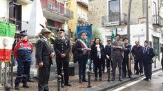 Marano, 25 aprile deposta una corona sul monumento dei caduti