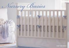 White & Blue Nursery