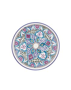 Mosaic Side Plate