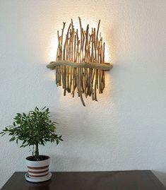 Decorazioni creative con i legnetti! Ecco 20 idee a cui ispirarsi…