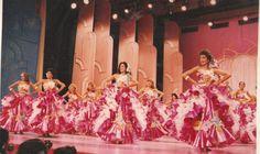 Las Candidatas al Miss Venezuela 18986, en el Opening la Noche mas Linda del Año..