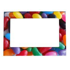 Jelly Bean Magnetic Frame