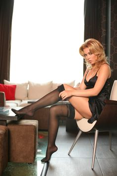 Romanian model Gina Pistol