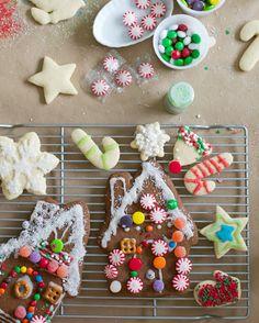Christmas Cookies | Pink Pistachio