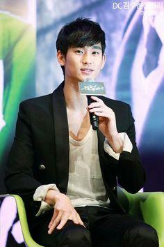 Secretly Greatly VIP Show case 130430  #KimSooHyun #김수현