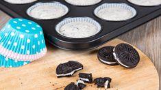 Pienet juustokakut ovat helppoja tehdä. Testaa resepti! Mini Cheesecakes, Mini Oreo Cheesecake, Muffins, Sweet Bakery, Piece Of Cakes, Cookies Et Biscuits, Food And Drink, Recipes, Cup Cakes
