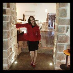 Nurry Mendez, la hija mayor de Mario. Setiembre 29, 2016.