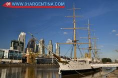 Cultural and touristic tour of Puerto Madero, Buenos Aires Argentina The tour of museums and art spaces proposes to expand the proposals of the youngest neighborhood in the city and the least populated; what is the offer of each site. The Tubantia, belonging to the Dutch shipping company Royal Holland Lloyd, made several trips from Amsterdam to Buenos Aires between 1914 and 1916, when it was sunk by a German submarine during the First World War. Read more in link...