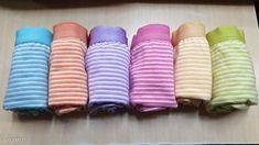 Briefs Fancy Cotton Panty (Pack Of 6) Fabric: Cotton Hosiery Waist Size:  S - 80 cm M - 85 cm L - 90 cm XL - 95 cm XXL - 100 cm Type: Stitched Description: It Has 6 Pieces Of Panties Pattern: Checked Country of Origin: India Sizes Available: S, M, L, XL, XXL, XXXL   Catalog Rating: ★4.1 (8616)  Catalog Name: Ladies Plain Multi Colour Cotton Panty Vol 1 CatalogID_147483 C76-SC1042 Code: 643-1179917-558