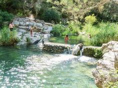 Ríos y pozas para refrescarse en la Región de Murcia