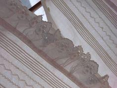 ◆美◆ フランス アンティーク レース ブラウス ホワイトワーク ハンドメイド 刺繍 手製  _画像2