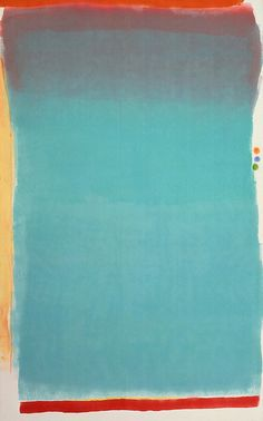 Olitsky, Jules (1922-2007) - 1964 Tin Lizzy (museum Of Fine Arts, Boston, Usa) |   -  Buamai, Where Inspiration Starts.