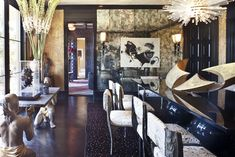 Discover 8 of Kelly Wearstler's Striking Interiors Photos | Architectural Digest