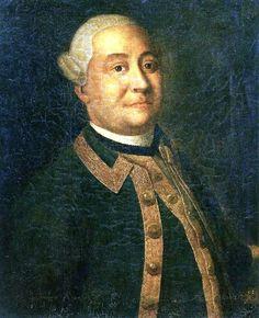 князь Трубецкой Николай Иванович (173- + 1782)