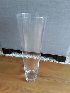 FINN – Høy glassvase