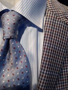 Layer up Hugo boss, Eton of Sweden, and Zegna at Mario's!