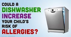 Researchers reveal that children living in households that hand-wash their dishes are less likely to develop allergies than those who use dishwashers.