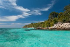 Submit to the Natural Beauty of the Ko Tarutao Marine National Park