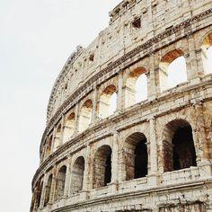 Somebody take me back to Rome already