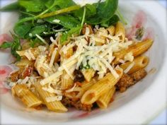 Jamie Oliver Recipes - Pregnant Jools's Pasta