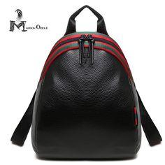 a6a7c39bc0 Vintage black backpack leather lady backpack travel bag sample style bag  fashion