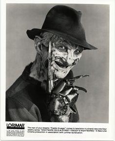 scarymovies101:  A Nightmare On Elm Street: Freddy's Nightmares press still
