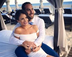 This Bass is all about the marriage! Jessie James Decker's younger sister, Sydney Rae James, married baseball player Anthony Bass in Los Cabos, Mexico, on Friday, January 27.