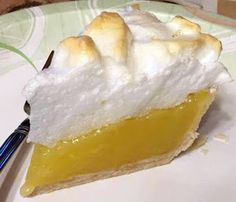 Cooking With Mary and Friends: Lemon Meringue Pie