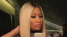 Nicki Minaj ist jetzt wieder blond