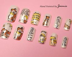 This is what you should sell. Customized nail art. You can use sharpies and sell them in sets.