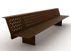 ELES Chais Longue - THE ITALIAN LAB  arredo urbano - street furniture