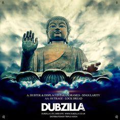 Displaced Paranormals & Dubtek - Dubzilla ダブを Recordings - Singularity - OUT NOW ! Music, Movies, Movie Posters, Films, Film Poster, Popcorn Posters, Muziek, Cinema, Film Books