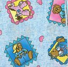 """Jellybean Junction """"Chambray Ponies"""" Cotton Quilting Fabric~45""""W~By the Yard - #cotton, #quilting, Chambray, Fabric~45W~By, Jellybean, Junction, Ponies, yard"""