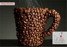 #Kickstart your #week with #coffee!! #Happy #Monday @DevillaRestro #surat