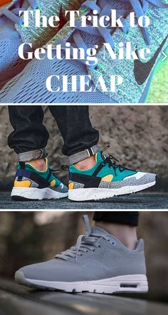 brand new 67bd8 e0af6 Shop the biggest Nike sale of the year! Find trending styles at up to 70%  off retail. Click the image to download the free app now. Chaussures ...