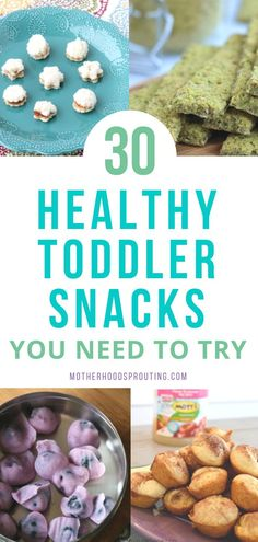 Learn the 30 healthy toddler snacks you need to try! These toddler snacks can be . Learn the 30 healthy toddler snacks you need to try! These toddler snacks can be combined to make healthy toddler meals as well! All these easy toddle. Healthy Toddler Snacks, Healthy Toddler Meals, Healthy Kids, Healthy Drinks, Easy Meals For Toddlers, Healthy Toddler Breakfast, Homemade Toddler Snacks, Easy Snacks For Kids, Healthy Recipes For Toddlers